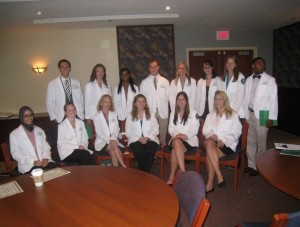 Group of Audiologists